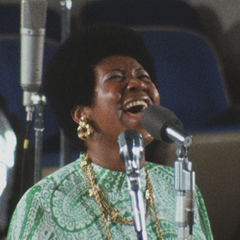 ARETHA FRANKLIN, AMAZING GRACE